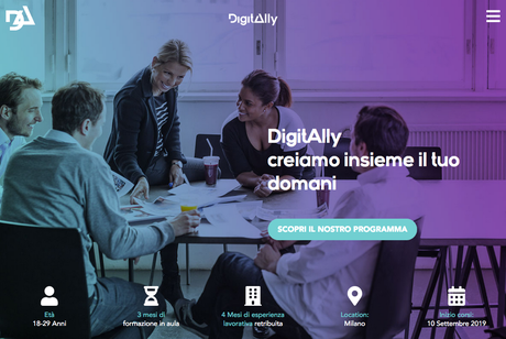 stage lavoro digitally