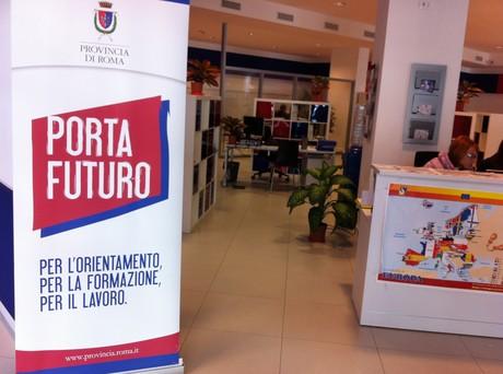 Ufficio Di Collocamento Roma : A roma il lavoro si cerca a porta futuro ufficio pubblico a